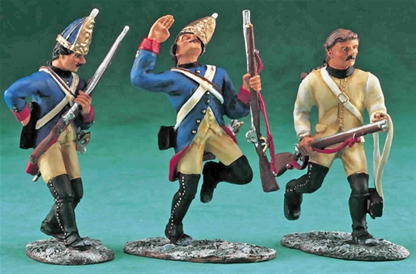 Hessians - Only 1 set remains!