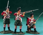 British 92nd Highlanders