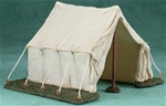 Civil War Tent - only 2 in stock!