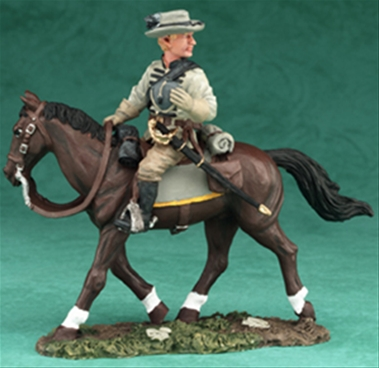 C.S.A. Cavalry Private #3 - only 2 sets in stock