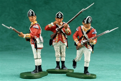 British 10th Infantry of Foot Light Inf. Company