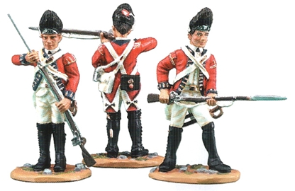 British 23rd Regt of Foot Grenadier Co. - 1 remain