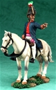 Santa Anna - Mounted - Alamo series