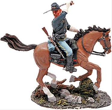 Union Cavalry Private #5 - Only 1 set in stock!