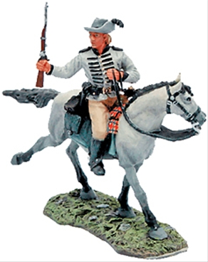 Confederate Cavalry Private #6