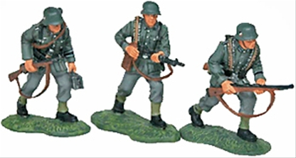 German Panzer Grenadiers - only 2 left