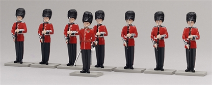 Grenadier Guards Officer & Gds - 1 remains