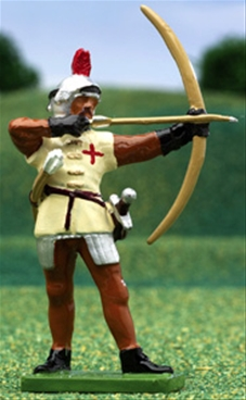 English Longbowman
