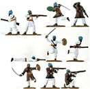 Afghan Hill Tribesmen - Fully Painted