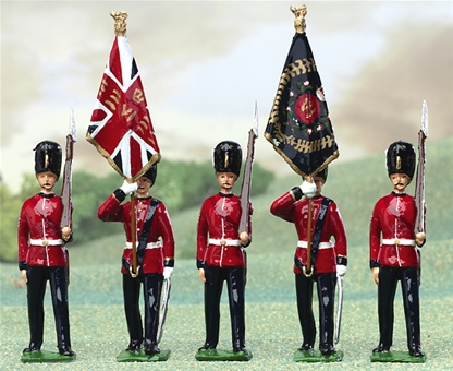 Royal Fusiliers - Color & Escort - one in stock!