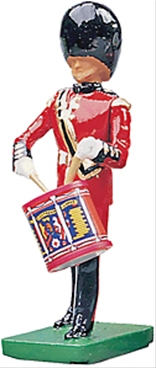 Coldstream Guards Band - Side drummer