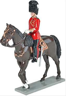 Grenadier Guards Officer Mounted