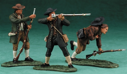 American Minutemen - only 1 left in stock!