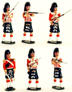 92nd Gordon Highland Infantry