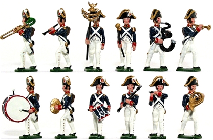 Napoleonic French Infantry Band