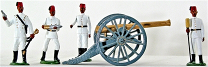 Egyptian Field Artillery