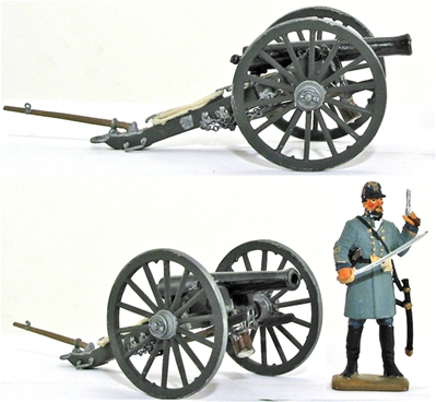 19th Century 12-Pounder 'Napoleon' Field Piece