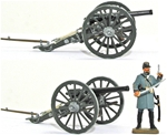 19th Century 10-Pounder Parrott Rifle