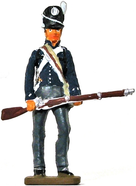 American Regular Infantryman - War of 1812