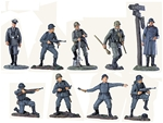 WWII German Infantry Set