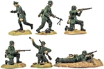 WWII German Infantry Set #6 - one set left