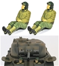 WWII American Tank Crewmen - Limited Run