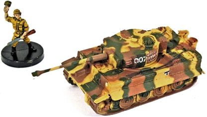 WWII German Tiger Tank - Mk I