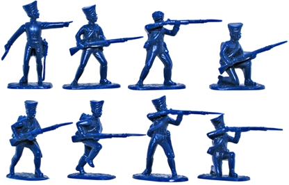 Prussian Silesian Line Infantry - Miniset