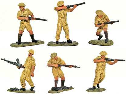 WWII British Infantry #2 - North African and Italy