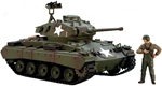 WWII U.S. M24 Chaffee Medium Tank - only 3 remain