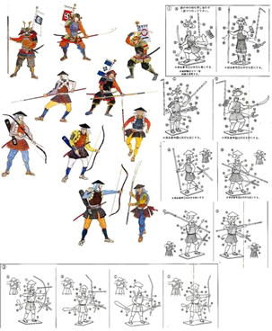 Samurai Army Set