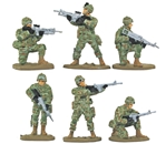 U S Army Afghanistan set 2 - full paint job