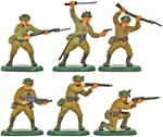 Deetail WWII Japanese Infantry - 4th version
