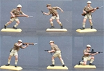 British 8th Army - painted as original Deetail
