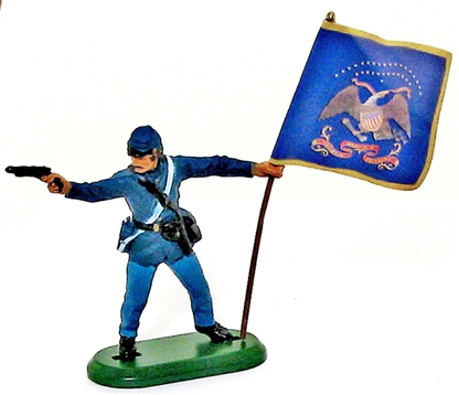 Union Infantry Regimental Flagbearer (2006)