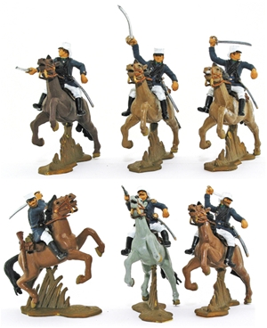 French Foreign Legion Cavalry - fully painted