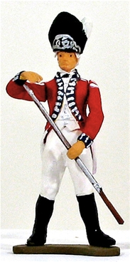 Swoppet 1776 British Loading Musket