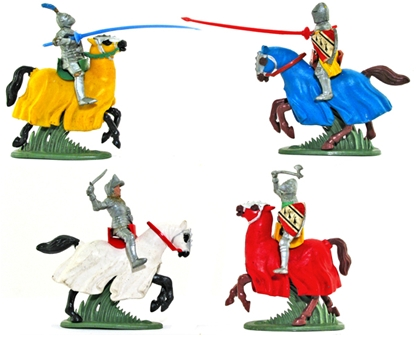 Herald Mounted Knights