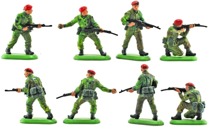 Super Deetail British Paratroops - Lost Poses