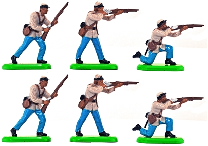 Deetail Confederate Infantry (1992)
