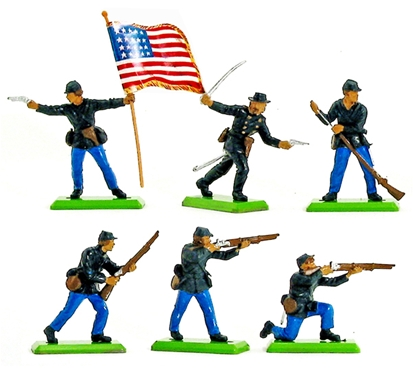 Deetail Union Infantry (1978)
