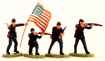 Deetail Union Infantry (2001)
