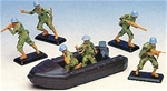 Deetail Task Force Peacekeeper Assault Craft Set