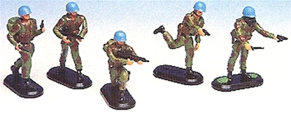 Deetail Task Force Special Unit - Peacekeepers