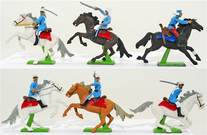 French Foreign Legion Cavalry