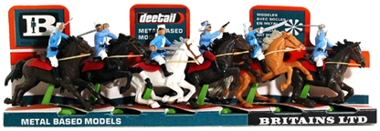 Deetail Foreign Legion Cavalry - mint on card