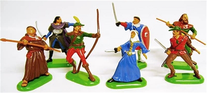 Deetail Robin Hood Set