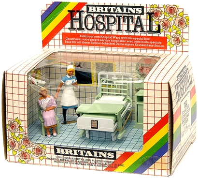 Nurse and Patient - Hospital Series