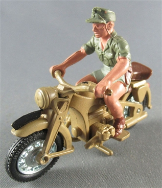 Deetail Afrika Korps Dispatch Rider