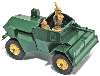 Deetail WWII British Scout Car - no box